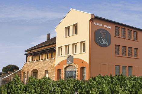 Juliénas Chaintré wine co-operative
