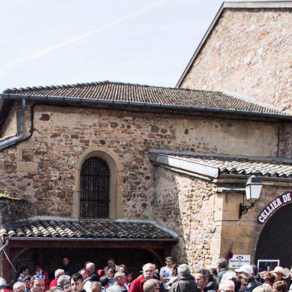 Cru Juliénas, Cru Juliénas, Cellier de la vieille eglise